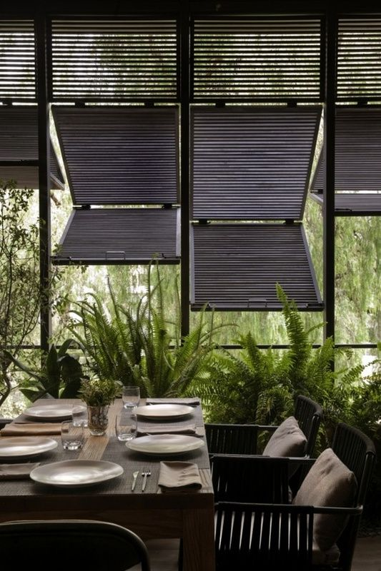 retractable window shutter panels 6 Residential Architecture Trends That Help Sell Your House Fast