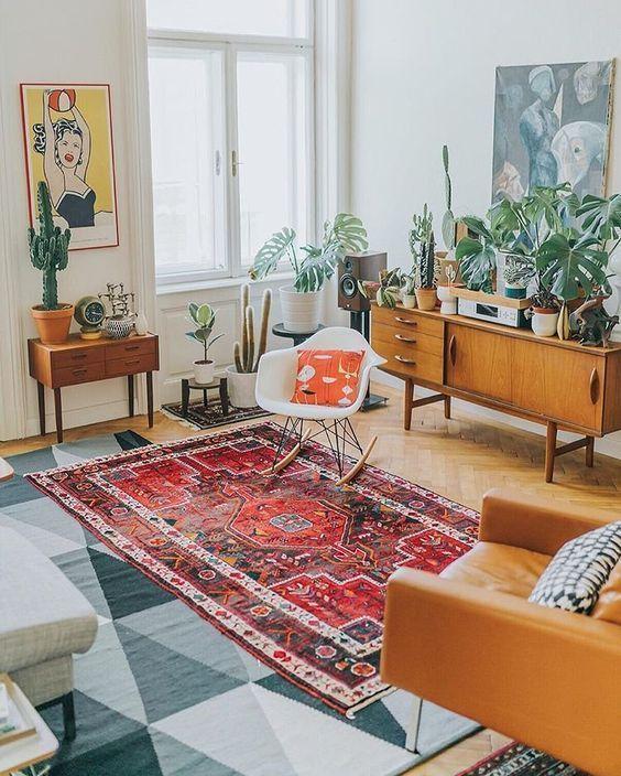 vintage living room 16 Design Tips to Make Your Living Room More Cozy