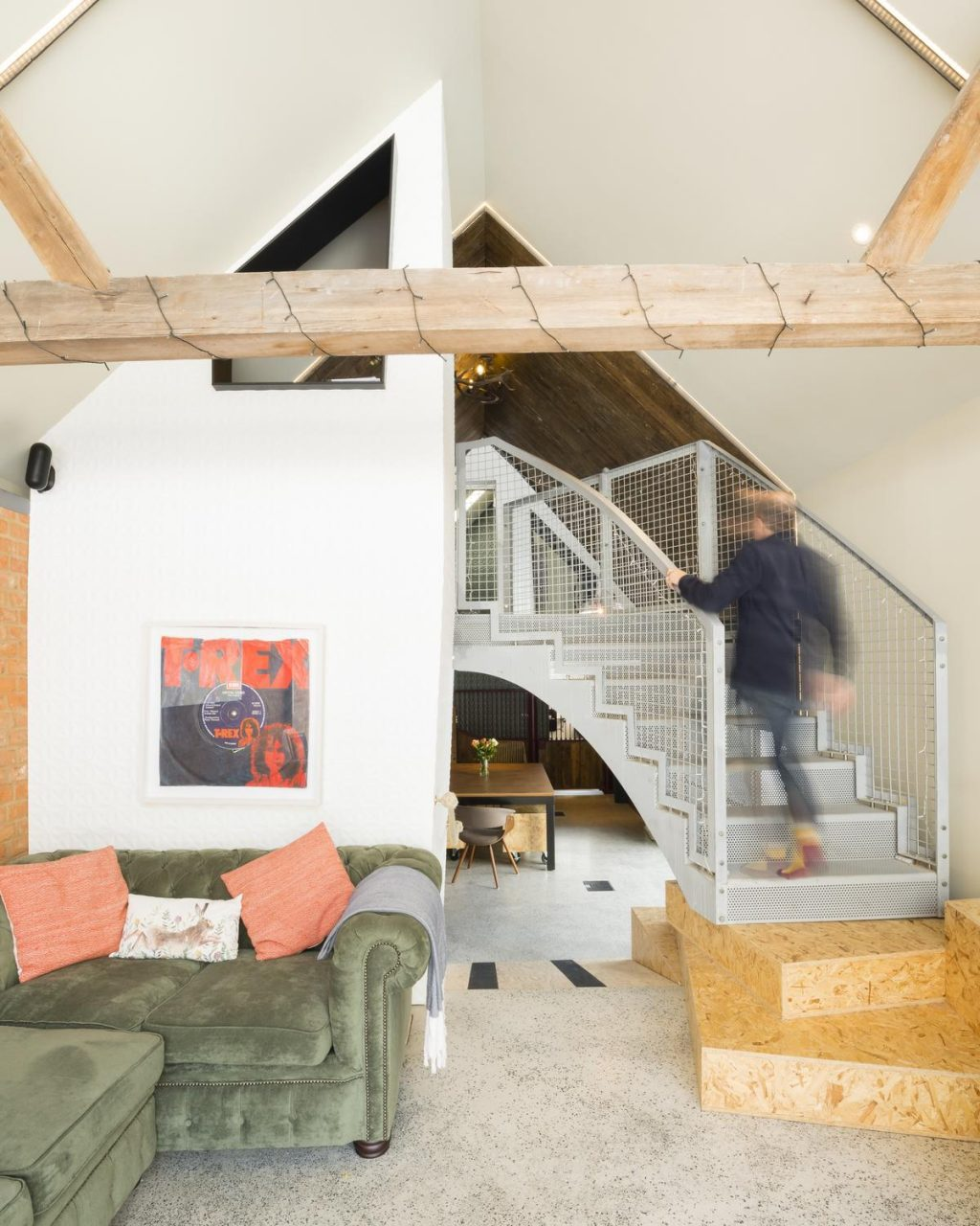 Stanyard's Cottage in London by Alter & Company