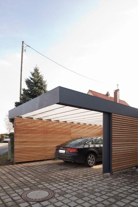 A Cost-Effective Way Of Building A Carport