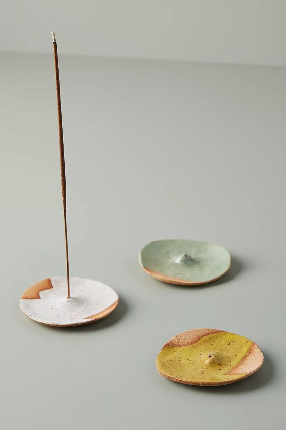 dip dyed ceramic burners Incense holder: 50+ Best Holders You Can Get Right Now