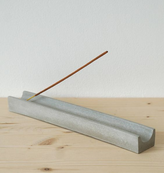 elongate cement burner Incense holder: 50+ Best Holders You Can Get Right Now