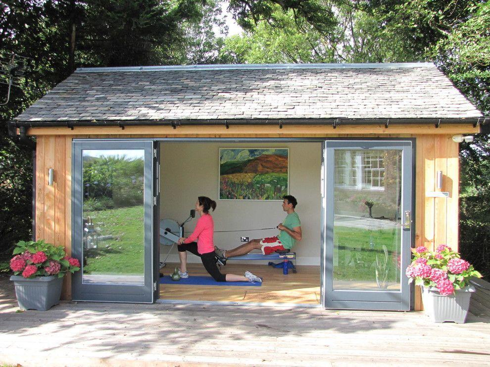 garden shed gym Reasons Why You Might Need a Backyard Shed