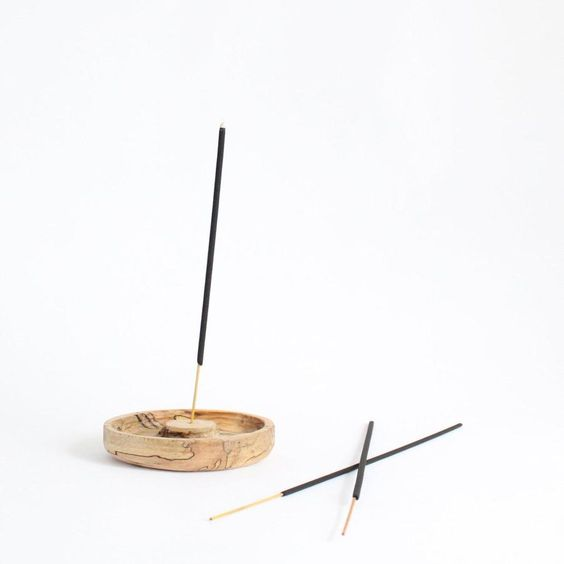 handmade from maple Incense holder: 50+ Best Holders You Can Get Right Now