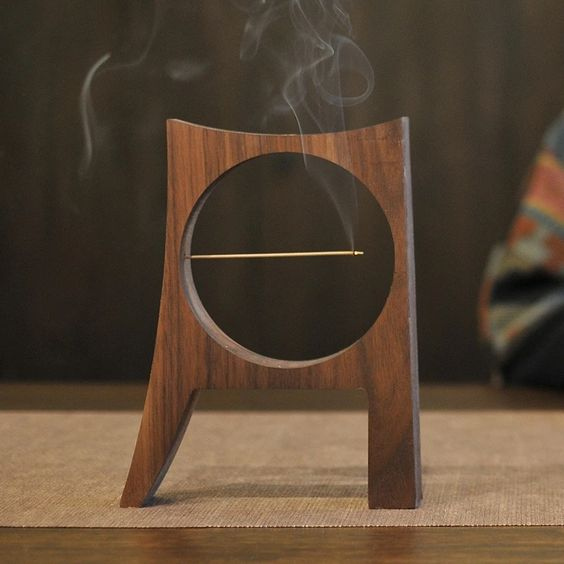 handmade wooden holder Incense holder: 50+ Best Holders You Can Get Right Now