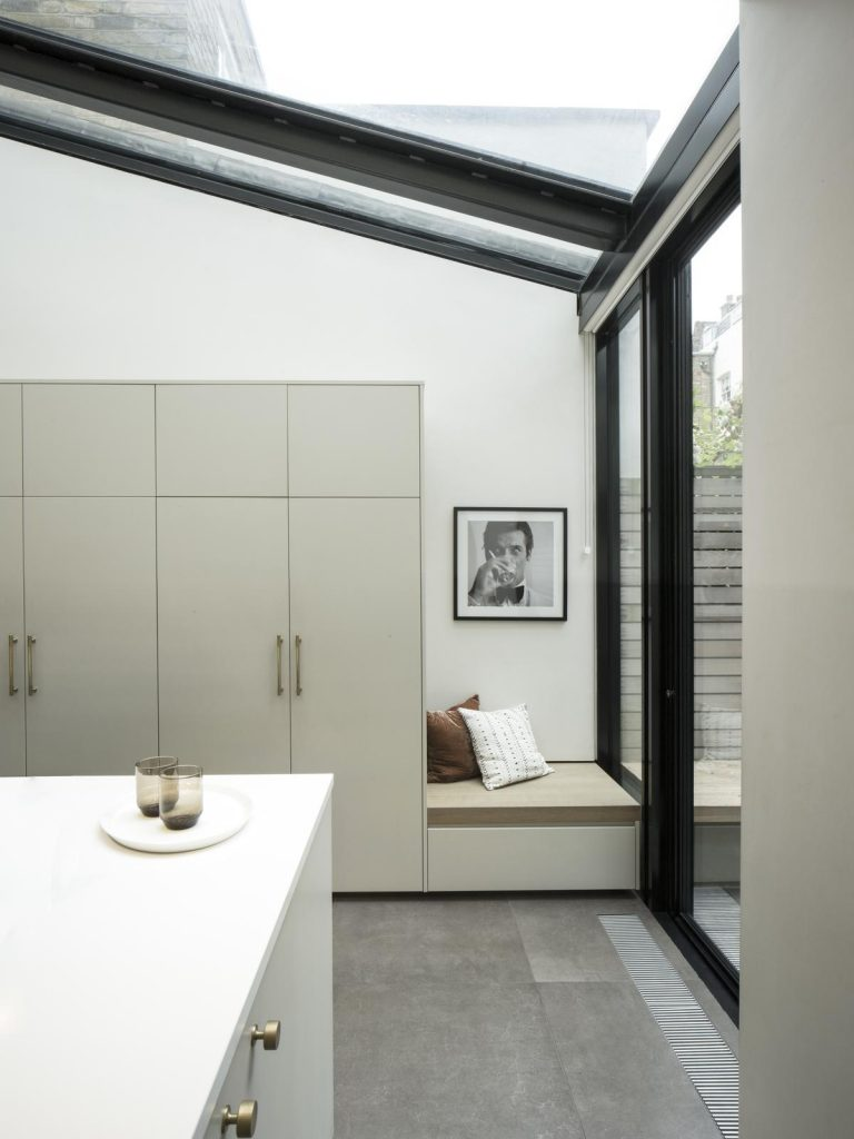 %name Northumberland Place by London Atelier Architects