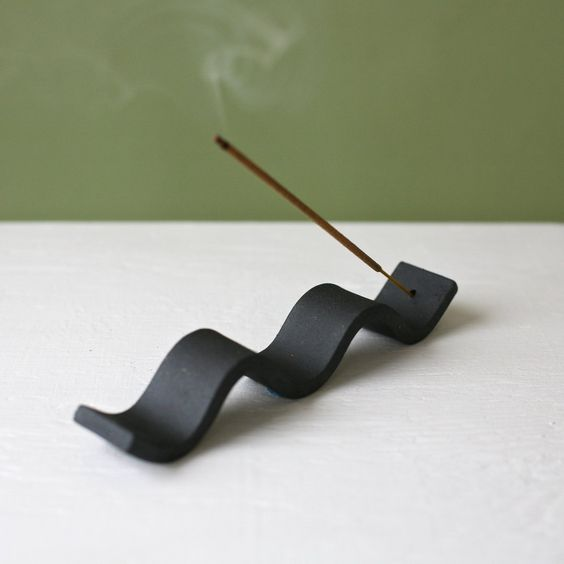 wave shaped ceramic holder Incense holder: 50+ Best Holders You Can Get Right Now