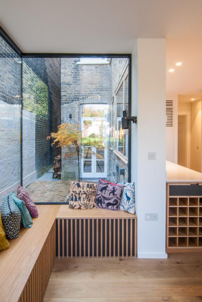 %name A Refurbishment and Extension of a Family Home in Leytonstone