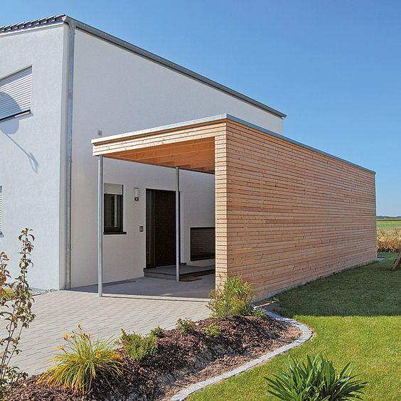 wooden carport A Cost Effective Way Of Building A Carport
