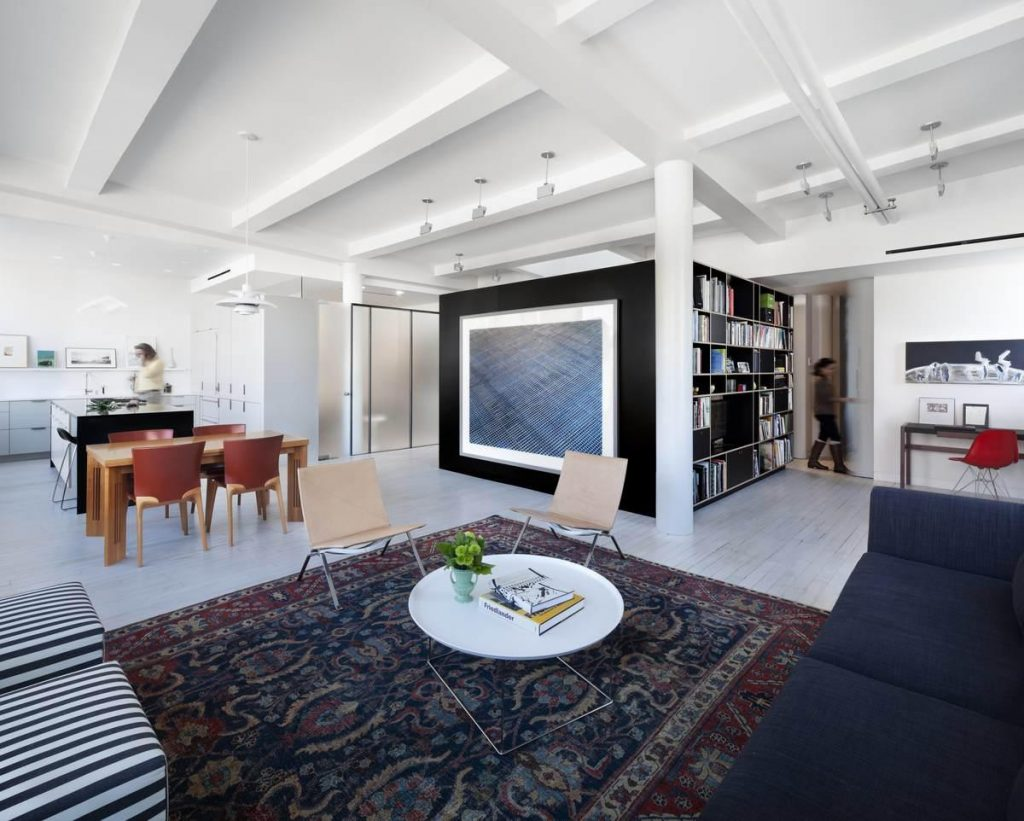 %name Cube Loft by IdS/R architecture