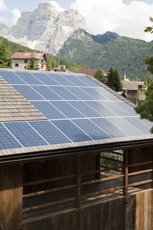 solar panels on a roof The Ultimate Beginners Guide to Solar Power Systems