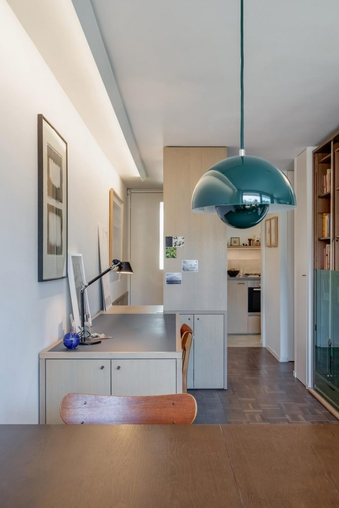 %name Refurbishment of a small apartment by Patalab Architecture