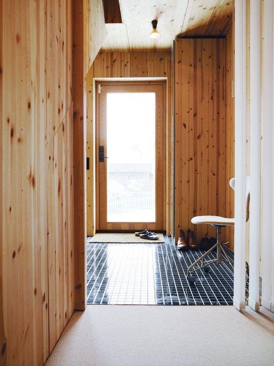 wooden entrance door Can Industrial Doors Withstand Hurricanes