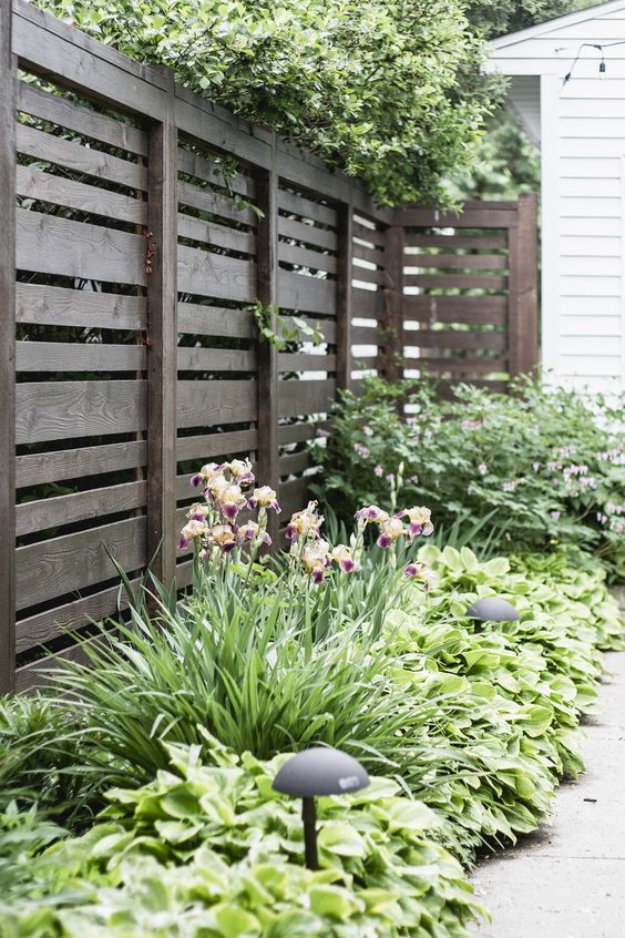 wooden garden fence How to Choose a Style for Your Garden Fence