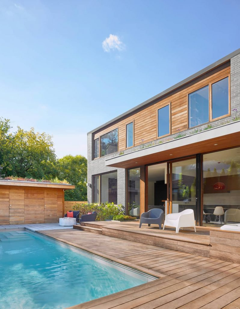 pool 798x1024 Garden Circle House by Dubbeldam Architecture + Design