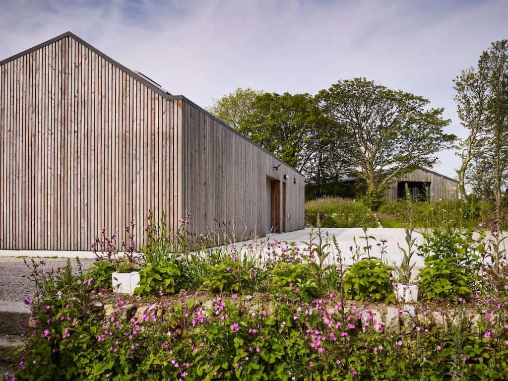 Farm Transformation Into a Co-working Space for Creative Businesses