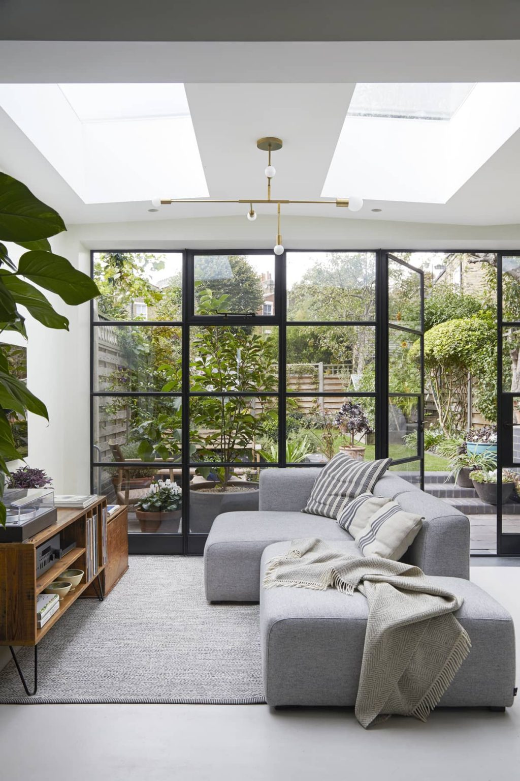 A Meticulous Restoration Of The Original Victorian Terrace House