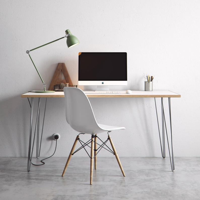 agalma home office desk Our Picks: 10 Best White Home Office Desks You Can Get Right Now