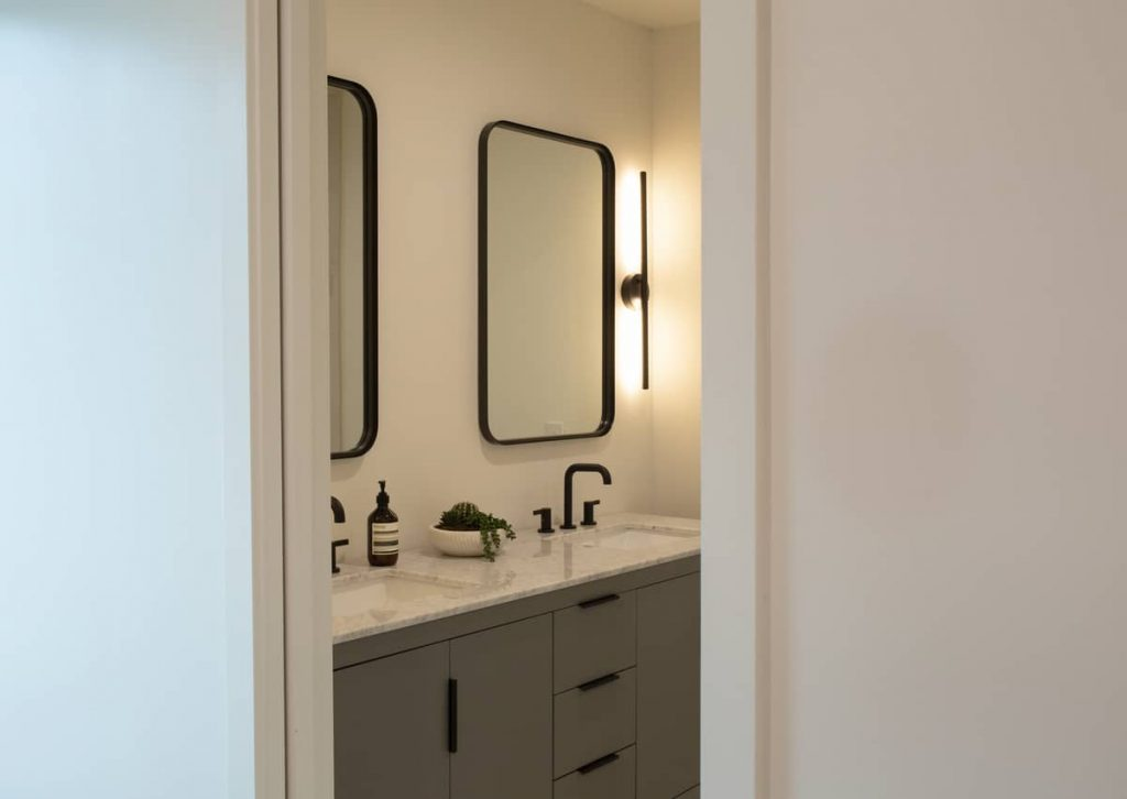 bathroom 1 1024x726 An Addition to a Small 1950s Duplex by Object & Architecture