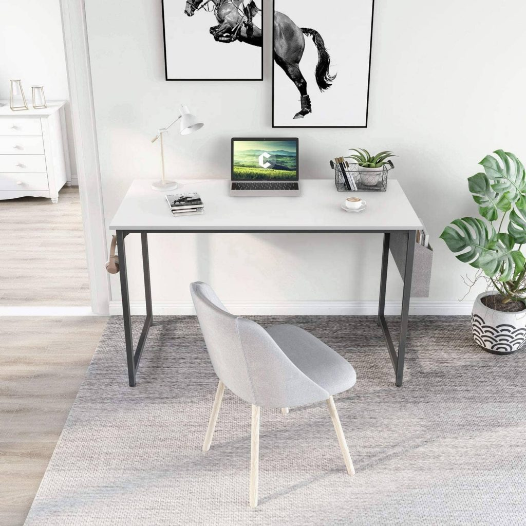 cubicubi computer desk 32 1024x1024 Our Picks: 10 Best White Home Office Desks You Can Get Right Now