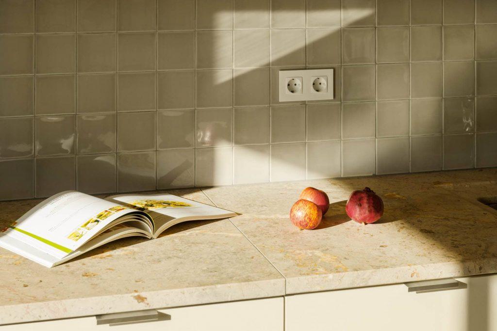 kitchen details 1024x683 Subtle Apartment Renovation by Costa Lima Arquitectos