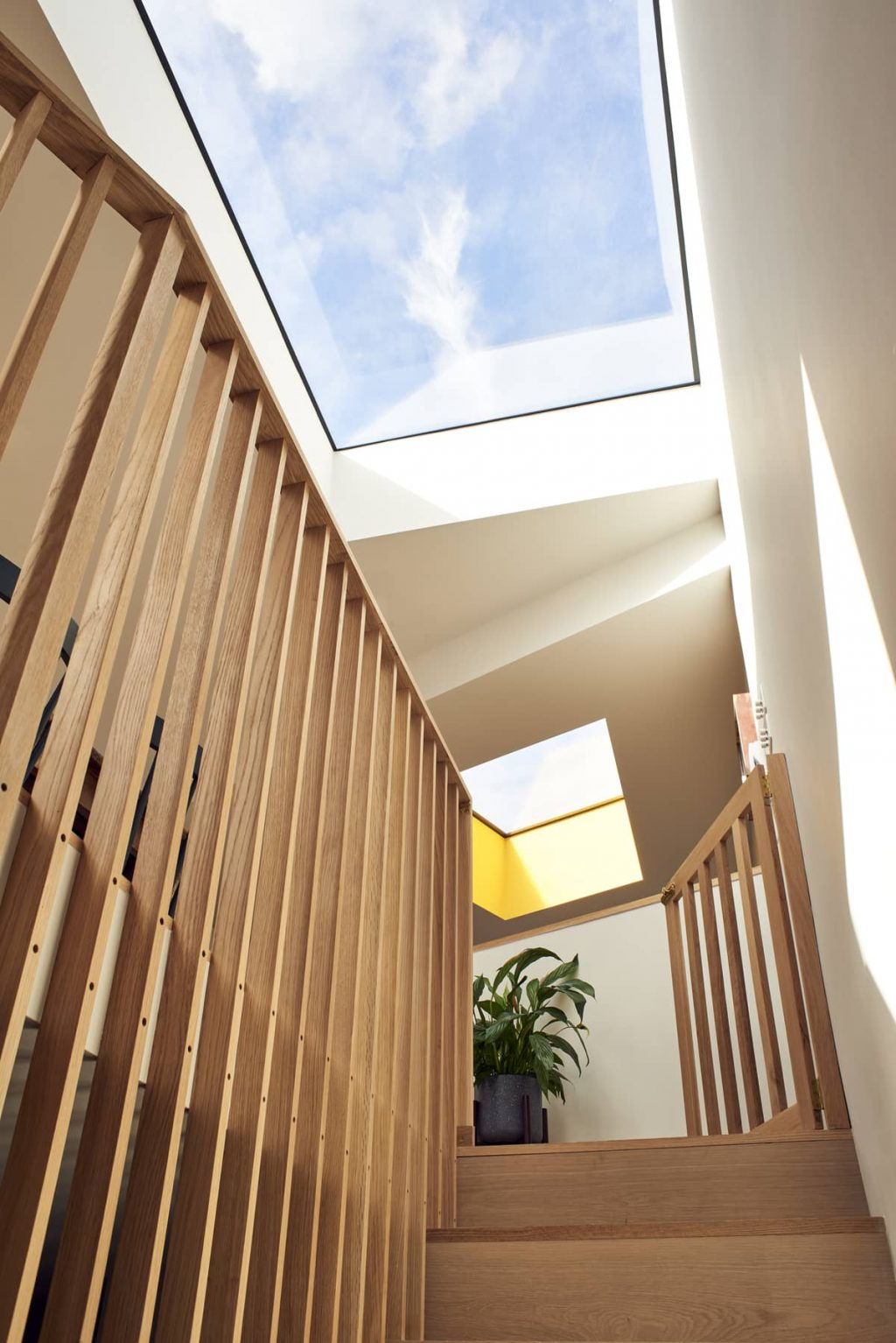 Loft Conversion and Roof Extension by Mitchell + Corti Architects