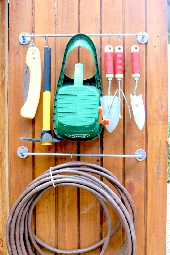 s hook organization Shed Storage Ideas: 7 Tips on How to Get the Most Out of Your Shed