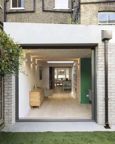 Extension of a Victorian House in London by Sam Tisdall Architects