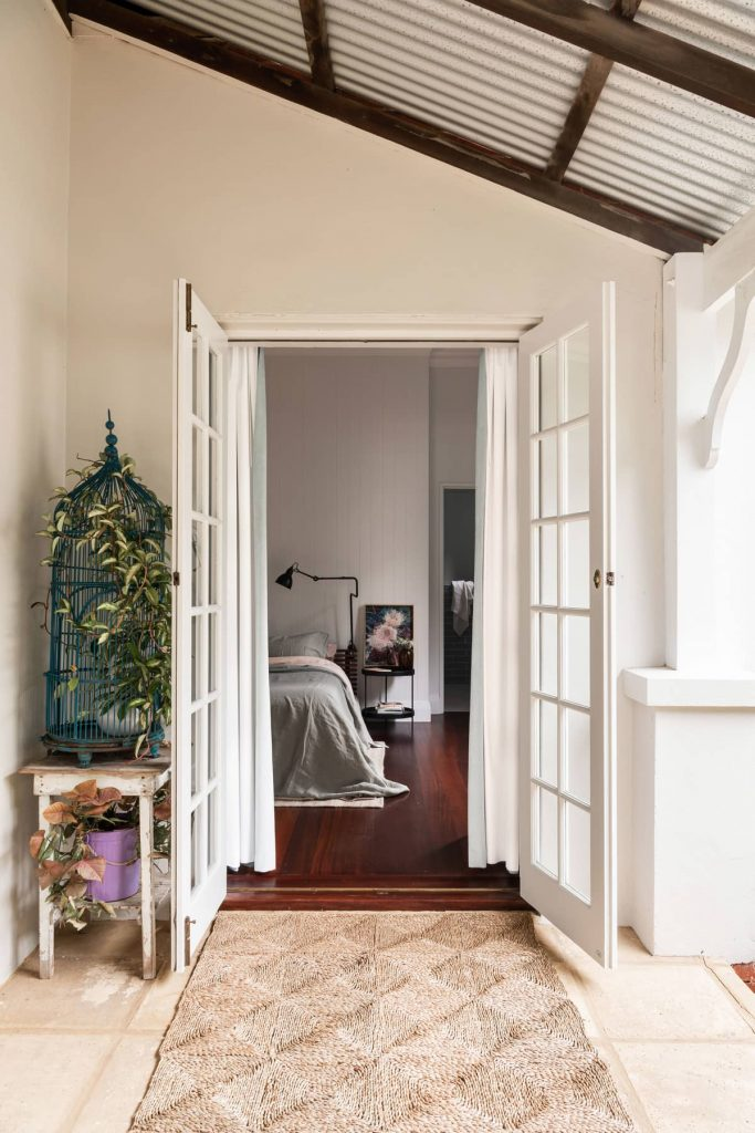 bedroom 683x1024 A Modernization of a Character Home by Mountford Architects