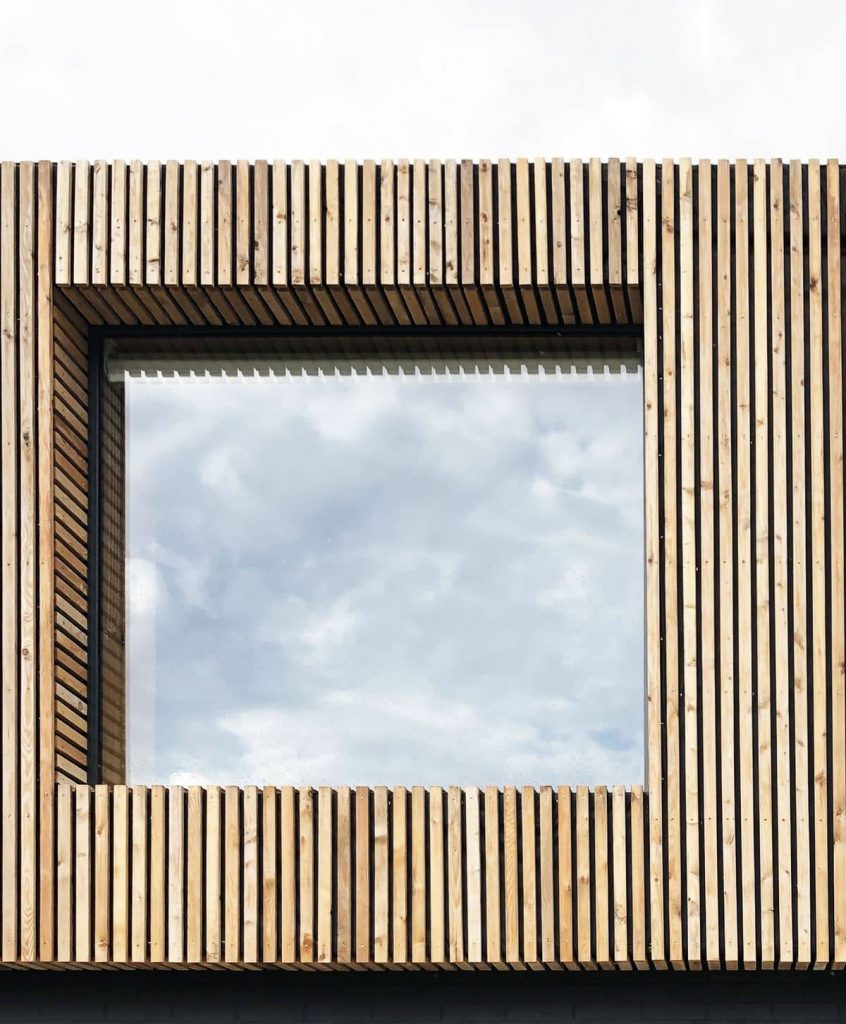 huge window 846x1024 A Reinvigoration of a 1960s Detached House by Alter & Company