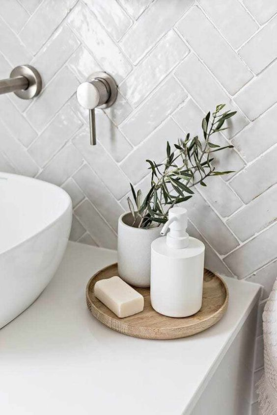 small bathroom decor objects 16 Small Bathroom Remodel Ideas That Will Help You to Save Space