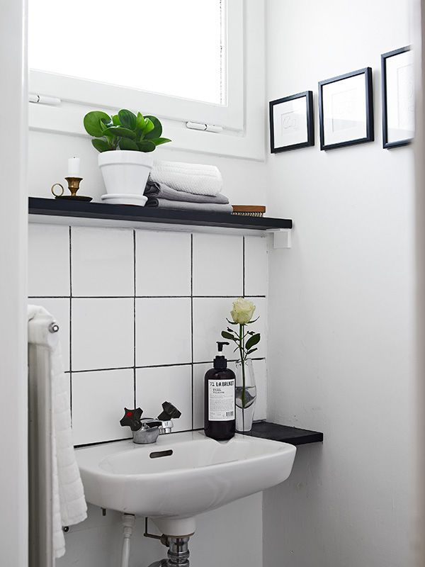16 Small Bathroom Remodel Ideas That Will Help You to Save Space