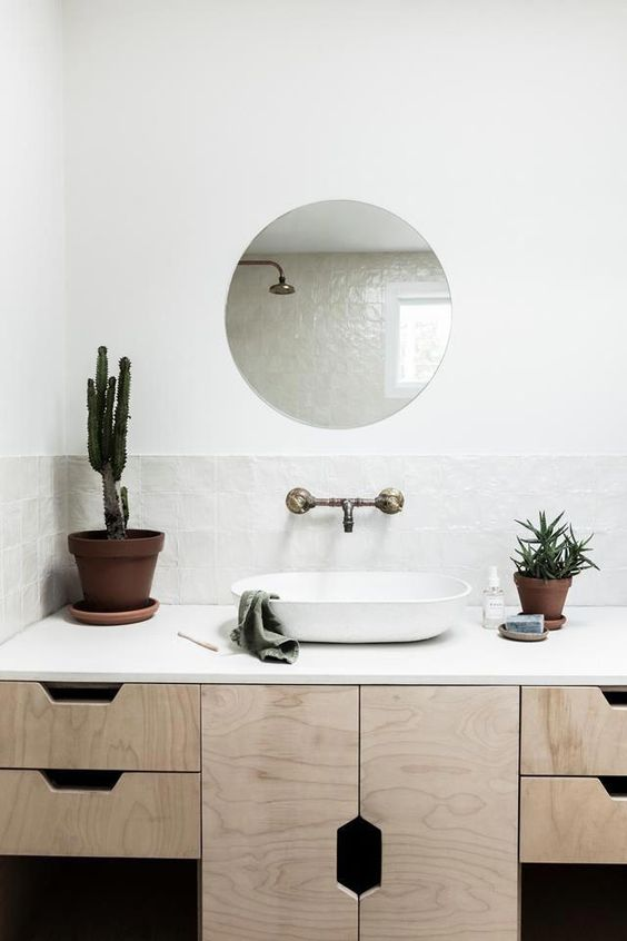 small bathroom remodel ideas custom furniture 16 Small Bathroom Remodel Ideas That Will Help You to Save Space