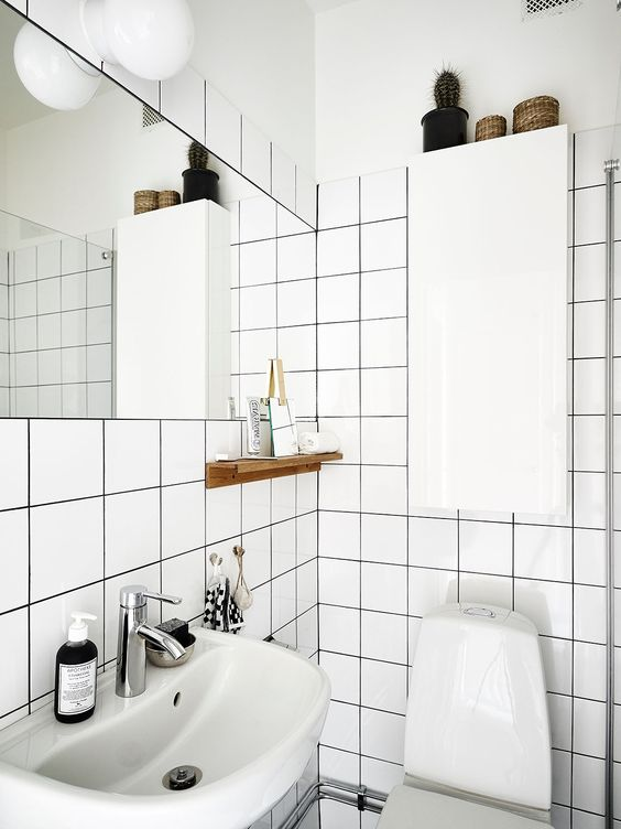 small bathroom remodel ideas 16 Small Bathroom Remodel Ideas That Will Help You to Save Space