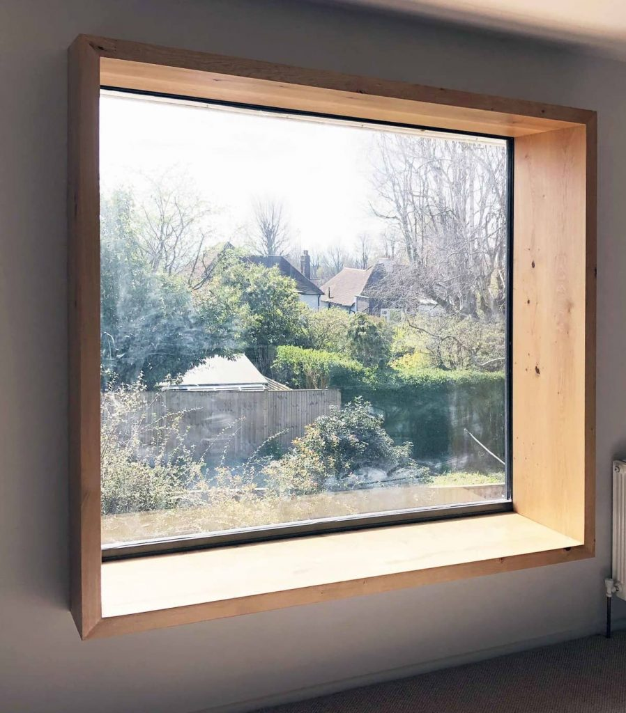 window from inside 898x1024 A Reinvigoration of a 1960s Detached House by Alter & Company