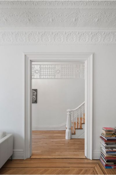 100-Year-Old Townhouse Renovation by Studio Officina Architecture