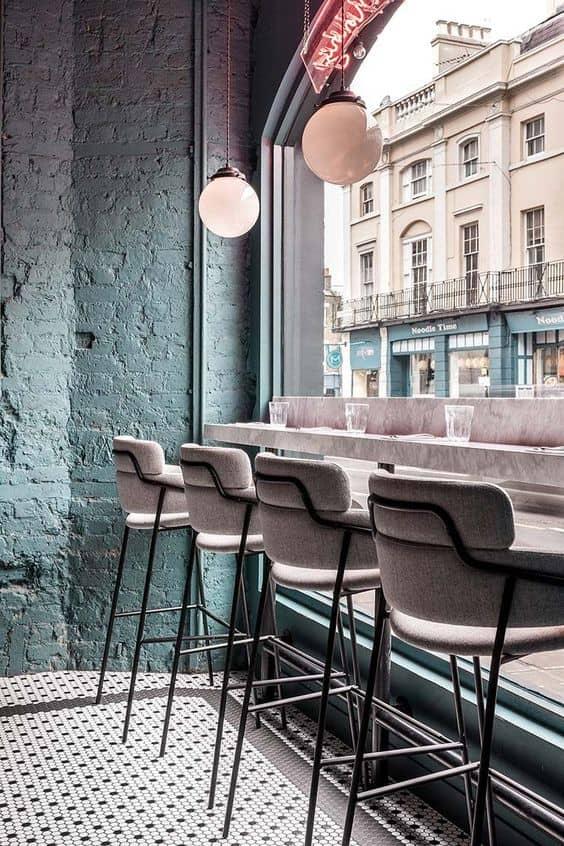 custom minimalist restaurant furniture 9 Small Restaurant Design Ideas for Your First Business