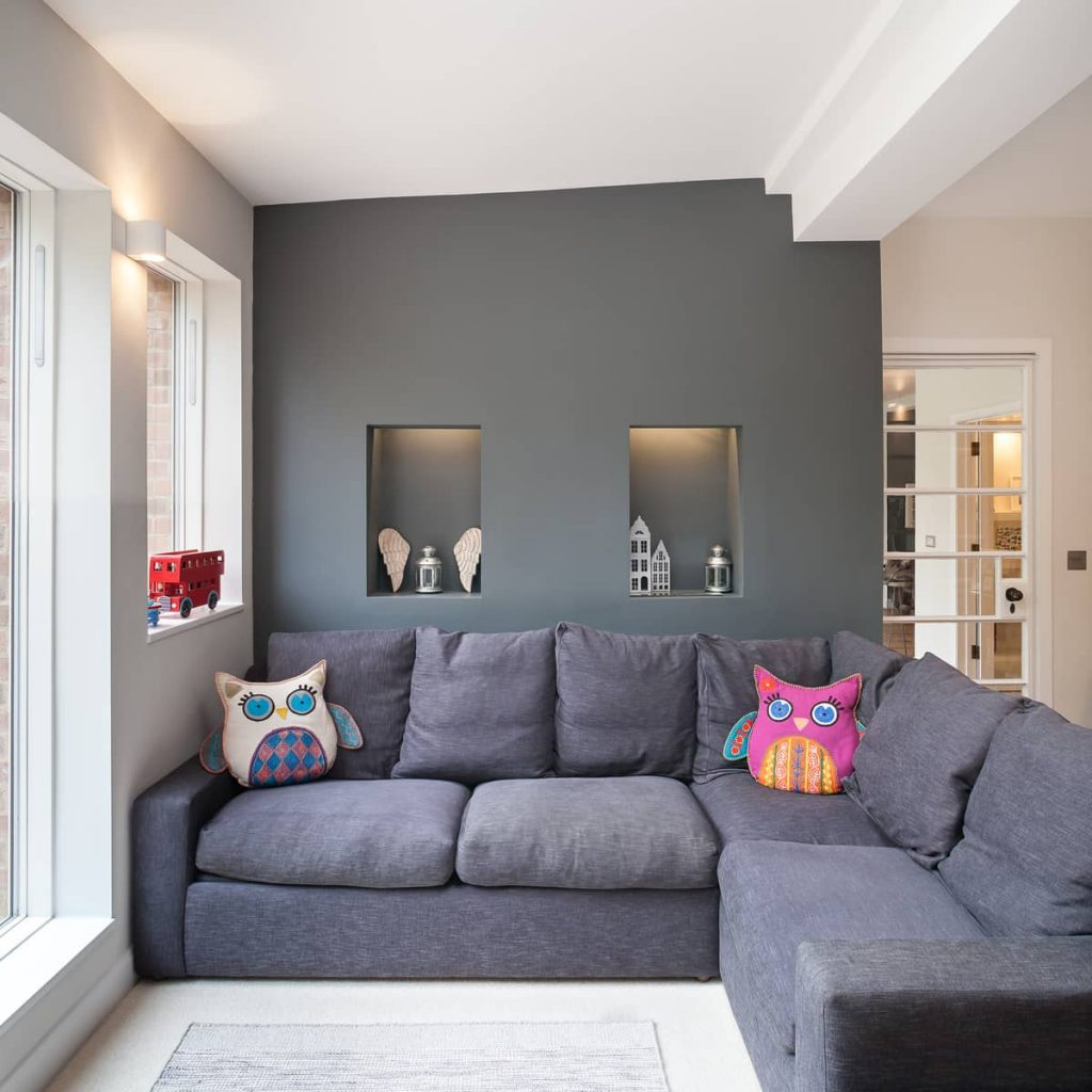 lounge zone 1024x1024 A Renovation of a Detached House in a Cambridge Conservation Area
