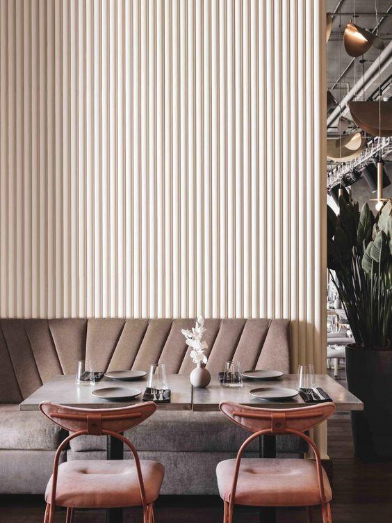 minimalist restaurant interior design idea 9 Small Restaurant Design Ideas for Your First Business