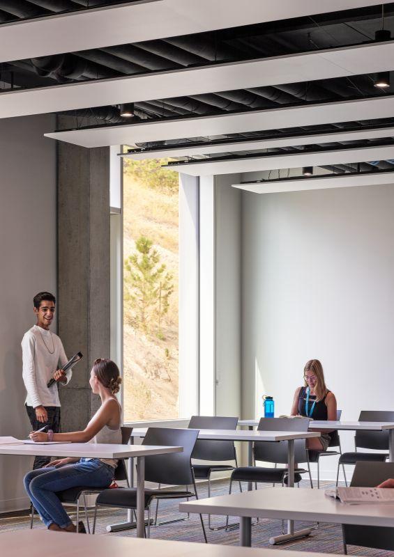 UBCO Skeena Residence by PUBLIC Architecture Studio