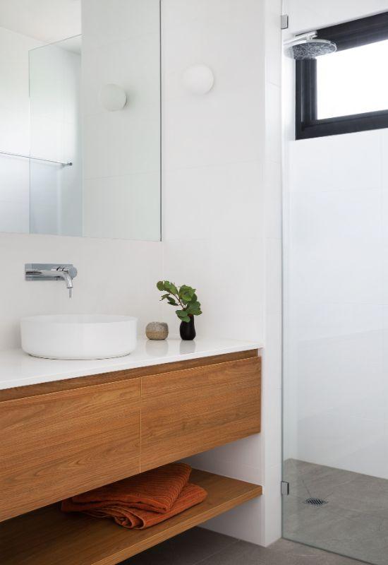 bathroom 1 The Beach House by Corke Design Studio