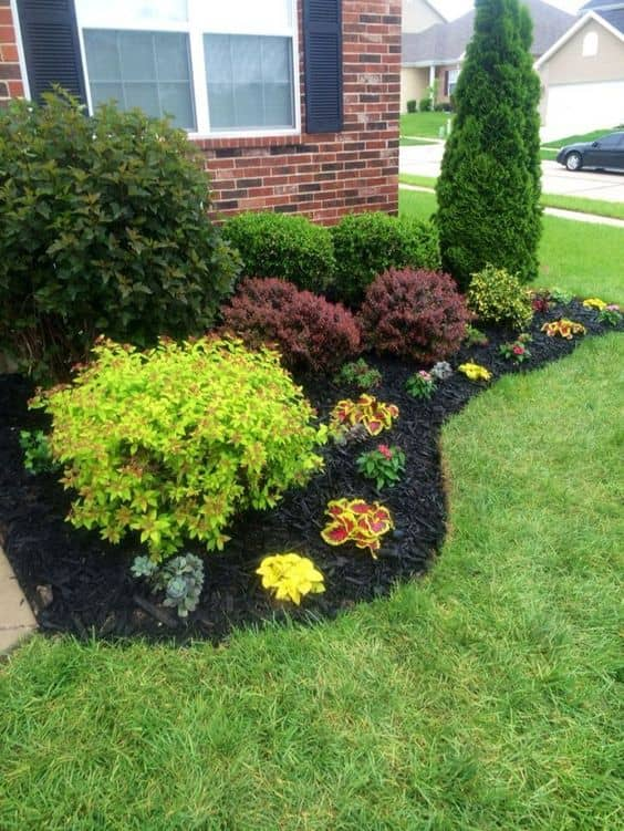front yard corners 8 Landscape Ideas for Small Front Yards