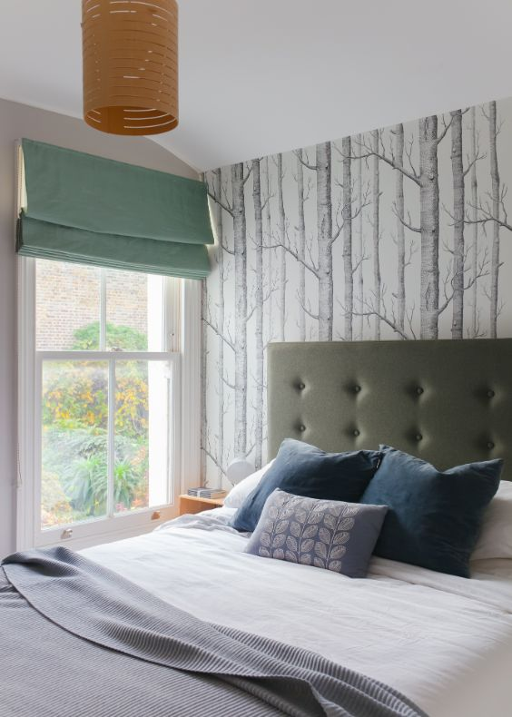 master bedroom 1 Alloway Road Transformation by George & James Architects