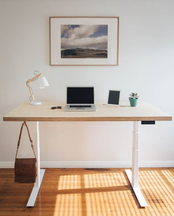 minimalist adjustable height desk 6 Reasons Why You Should Switch to an Adjustable Height Desk