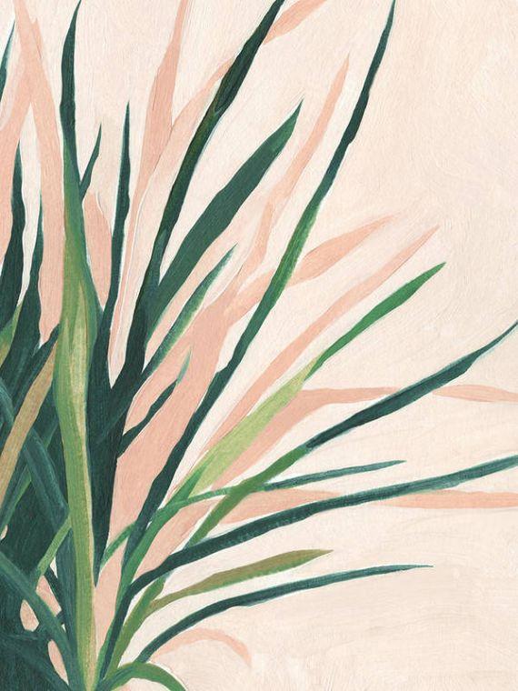 indoor plant 10 Bedroom Wall Art Pieces That Will Brighten Your Mornings