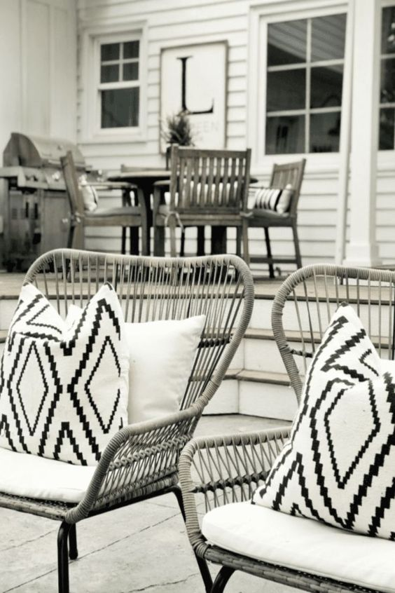 organic fiber patio chairs 4 Tips To Make Your Outdoor Furniture Last Long