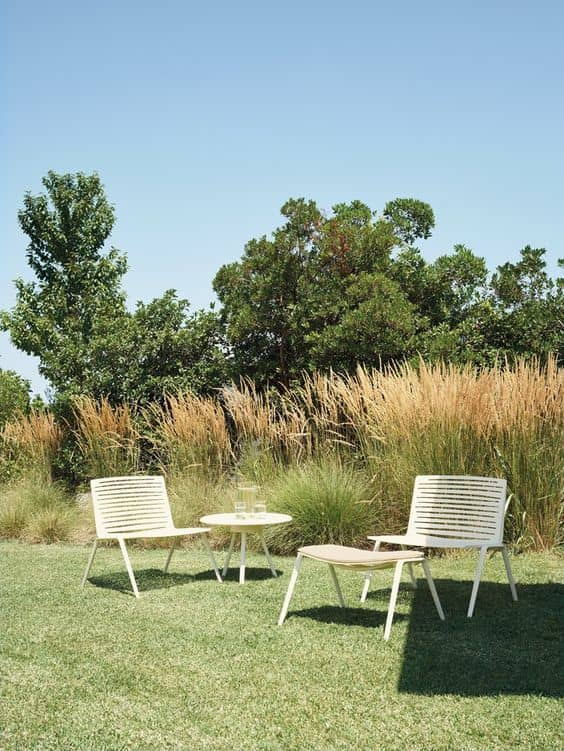 round aluminium garden side table 4 Tips To Make Your Outdoor Furniture Last Long