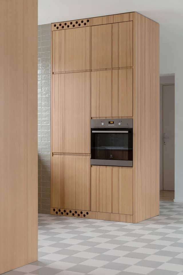 kitchen Semi Detached House by Adam Balog