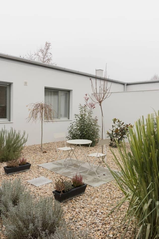 patio Semi Detached House by Adam Balog