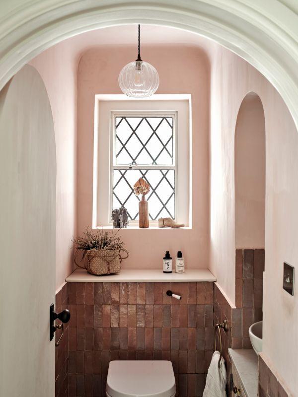 bathroom Renovation of a Stunning 1930s Detached Home by Yoko Kloeden Design